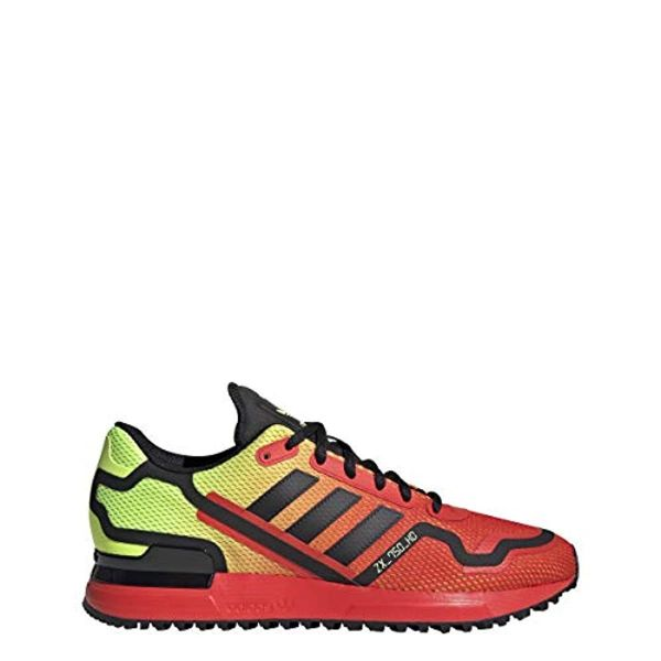 adidas ZX 750 HD Baskets Mode Homme Rouge